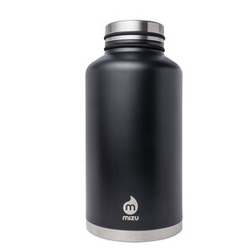 MIZU V20 Insulated Bottle with V-Lid 2000ml Enduro Black
